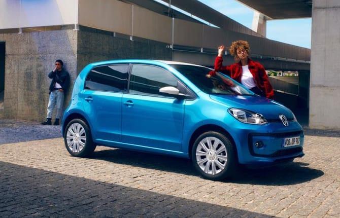 """Volkswagen, 3 mesi """"for free"""""""