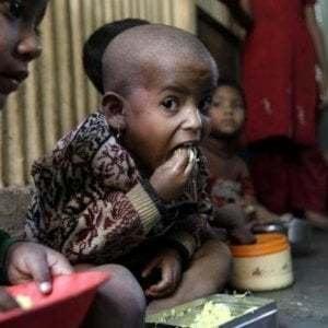 La fame colpisce ancora 821 milioni di persone nel mondo: una piaga alimentata da conflitti e calamità naturali