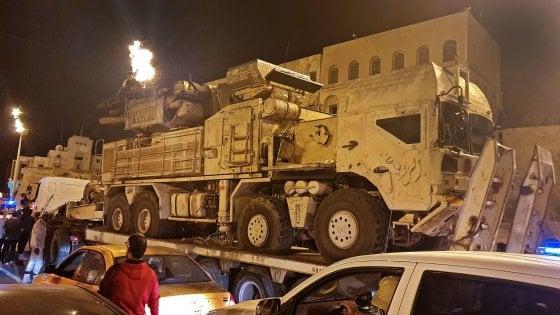 Escalation in Libia, la Russia trasferisce otto aerei da caccia