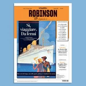 Robinson, sì viaggiare. Da fermi