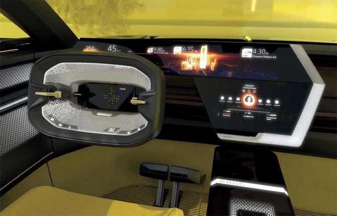 Renault Morphoz, una concept tra sogno e realtà