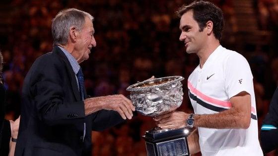Tennis: è morto Ashley Cooper, leggenda della racchetta anni '50