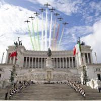 2 giugno, niente parata militare ma un volo delle Frecce Tricolori lungo 5 giorni
