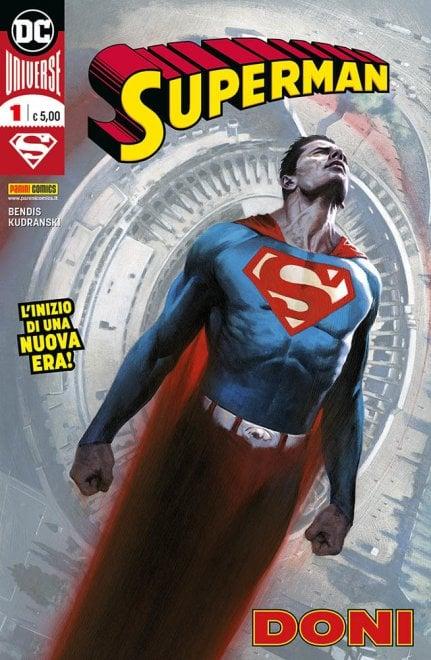 Da Superman che vola sul Colosseo a Flash che corre lungo Vesuvio: la DC torna in Italia