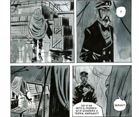 Quella splendida ossessione a fumetti per un vascello (quasi) dimenticato