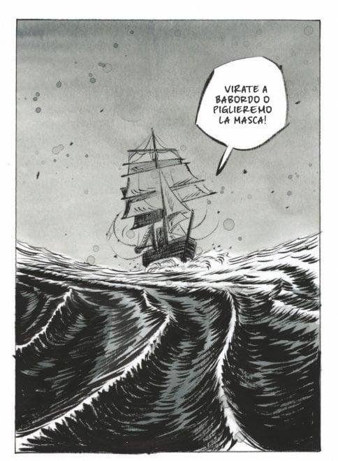 L'avventura della nave che rimase bloccata in Antartide