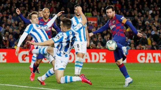 Il calcio spagnolo riprende dall'8 giugno: c'è il via libera del premier Sanchez