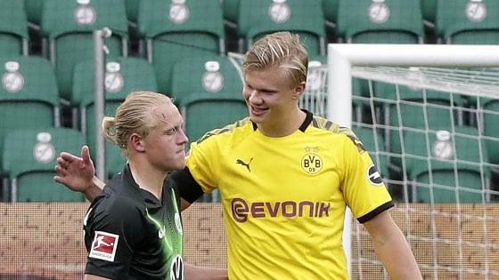 Il Borussia ha le ali per sovrastare il Wolfsburg
