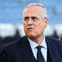 Lazio: criticò regolarità Juve-Inter, Lotito rischia deferimento
