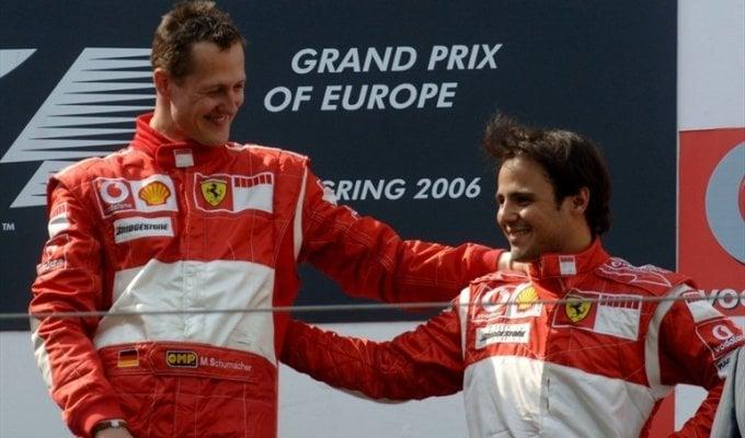 """F1, Massa: """"So come sta Schumacher, la situazione è complicata"""""""