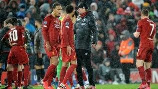 Liverpool-Atletico di Champions giocata in pieno boom contagi: avrebbe provocato 41 vittime