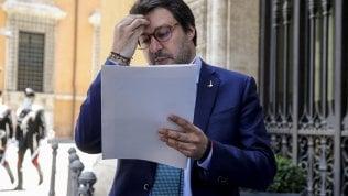 Giustizia bloccata: slitta a ottobre il processo a Salvini per il caso della nave Gregoretti