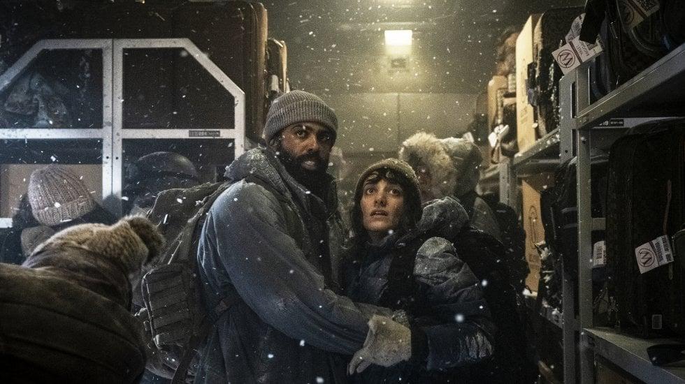 'Snowpiercer', un treno chiamato vita