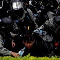 """Hong Kong, il monito di Pechino: """"Sta crescendo il terrorismo"""""""