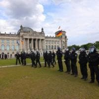 Germania, l'ultradestra si spacca sul passato nazista di uno dei suoi dirigenti