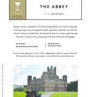Ecco come farsi un cocktail in puro stile Downton Abbey