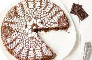 La torta caprese