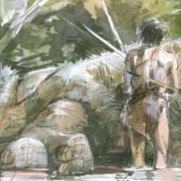Quel pasto a base di carne di elefante, 300 mila anni fa in Europa