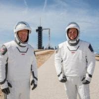 SpaceX, al via countdown per Demo-2. Il lancio dalla stessa rampa dell'Apollo