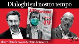 Dialoghi: Damilano e Bonaccini