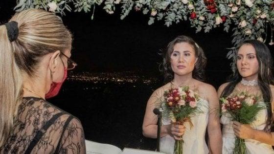 Costa Rica legalizza matrimoni gay, due donne le prime a sposarsi
