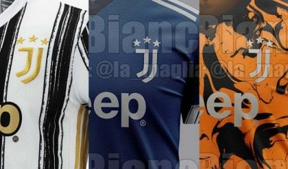 Dalla Juve all'Inter, cambio in corsa: la Serie A giocherà con maglie diverse