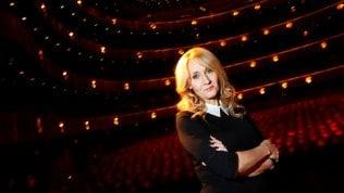 La nuova storia (online) di J.K. Rowling