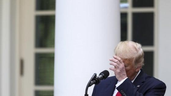 Twitter corregge Trump: il social media introduce la verifica ...