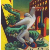 L'illustrazione di Lorenzo Mattotti per la copertina di Robinson va all'asta per aiutare...