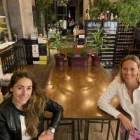 """Sofia Goggia e Federica Pellegrini a cena insieme a Verona: """"Tra un rinvio e l'altro..."""""""