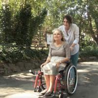 Fiamma Satta con Sveva Sagramola a spasso nel Bioparco di Roma
