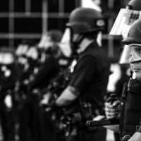 """""""I can't breathe"""", le foto della protesta in nome di George Floyd"""