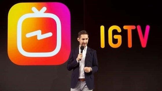 Instagram testa la pubblicità su Igtv: dividerà i ricavi coi creatori