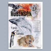 Robinson, virus in fabula