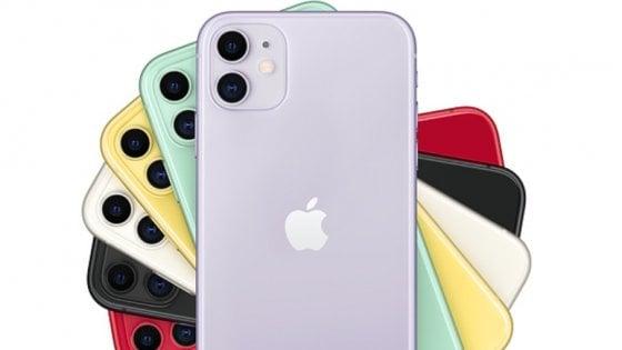 iPhone 11 è lo smartphone più venduto al mondo