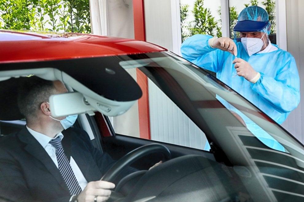 Alla Ferrari test di massa sierologici per i familiari dei dipendenti