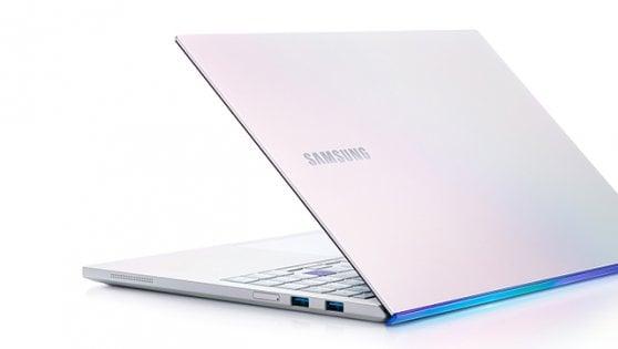 Samsung porta in Italia Galaxy Book S, Galaxy Book Flex e Galaxy Book Ion