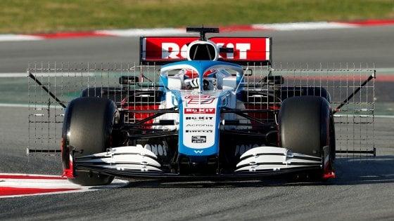 Formula Uno, la Williams in vendita dopo il forfait dello sponsor Rokit