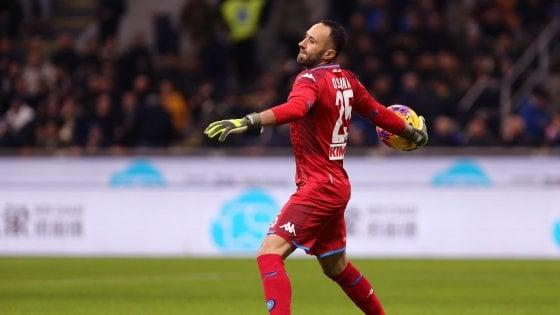 """Il Napoli già concentrato sulla Coppa Italia. Ospina: """"La finale è il primo obiettivo"""""""