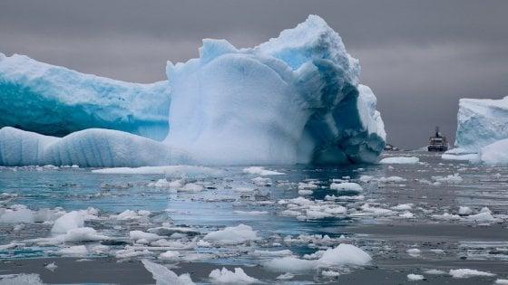 Antartide, 12 mila anni fa lo scioglimento dei ghiacci molto più veloce