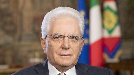 """Caso Palamara, Mattarella: """"Grave sconcerto, urge la riforma del Csm, ma no allo scioglimento"""""""