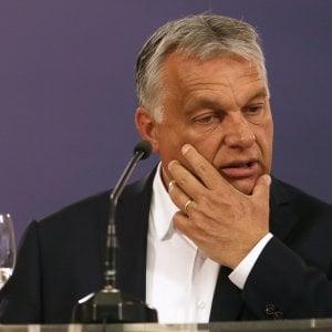 Recovery fund, Orbán si schiera contro: trattativa in salita