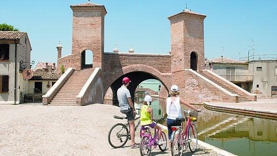 Dall'Emilia alla Lucania. Le regioni da (ri)scoprire a pedali