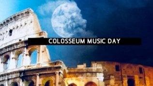 'Colosseum Music Day', Roma al centro di un grande show post lockdown domenicadi ERNESTO ASSANTE