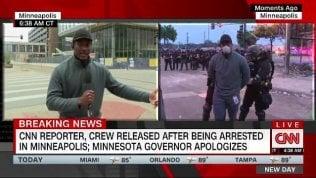 """Il racconto del giornalista arrestato: """"All'improvviso gli agenti ci hanno accerchiati"""""""
