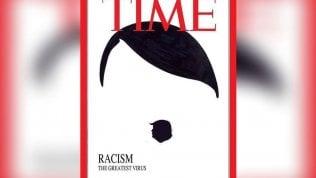 """La finta copertina di Time su destra e razzismoL'analisi Così la disuguaglianza nei """"ghetti"""" d'America ha scatenato rabbia e violenzadi ALBERTO FLORES D'ARCAIS"""