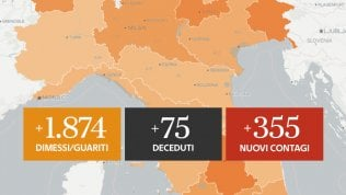 Lombardia, 13 positivi a Milano Tutti i dati / Il contagio nel mondo / La timeline