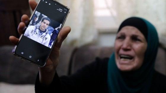 "Gerusalemme, polizia israeliana uccide un palestinese disabile. Benny Gantz ""Siamo dispiaciuti"""