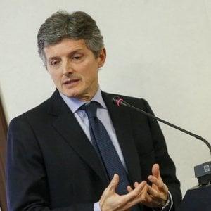 Il sottosegretario Andrea Martella (Pd)