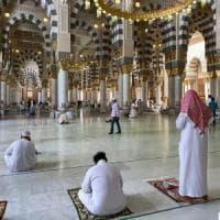 Coronavirus, in Arabia Saudita e a Gerusalemme riaprono le grandi moschee